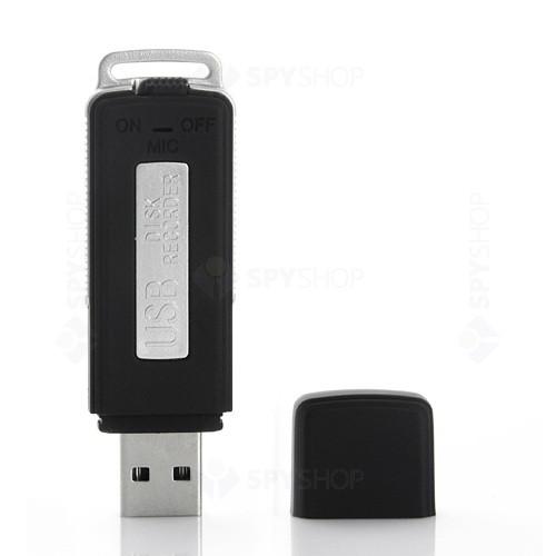 Reportofon disimulat in memorie USB