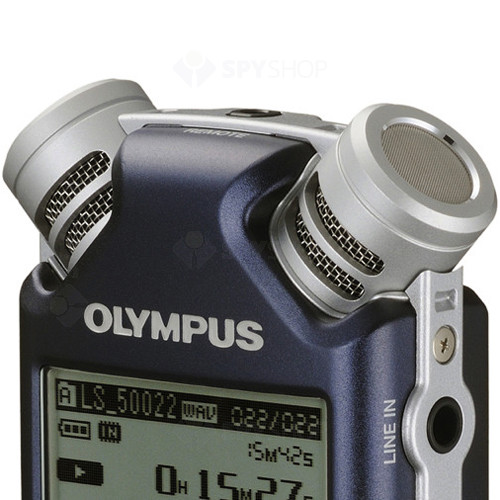 Reportofon Olympus linear LS-5