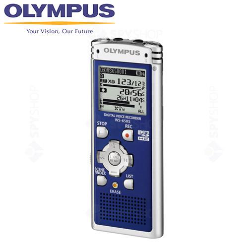 Reportofon Olympus WS-650S albastru N2287321