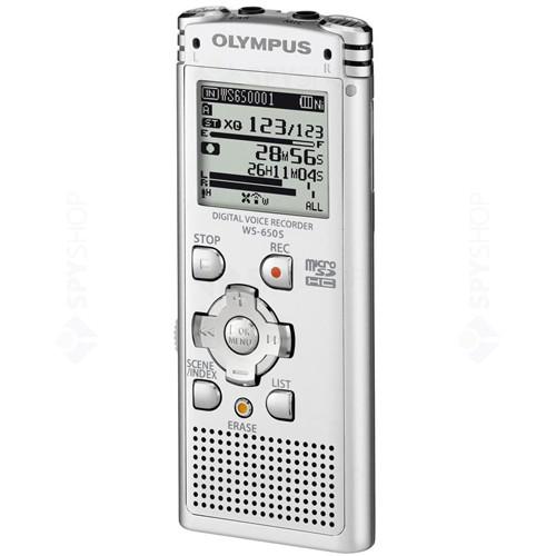 Reportofon Olympus WS-650S argintiu N2285622