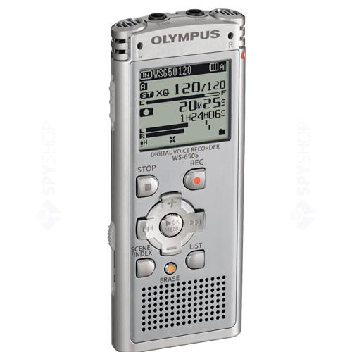 Reportofon Olympus WS-650S argintiu N2285621