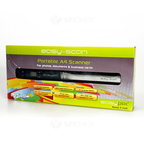 Scanner Portabil A4 EasyScan