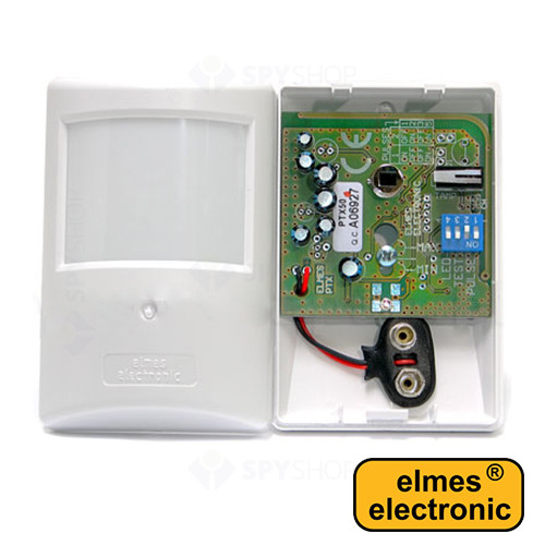 Senzor de miscare IR wireless Elmes PTX-50