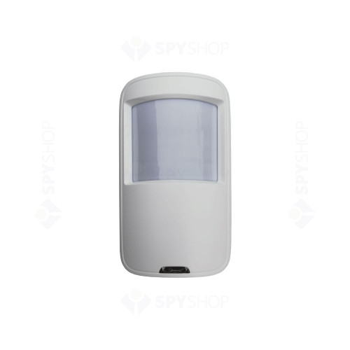 Senzor de miscare wireless PIR Dahua ARD1231-W, 12 m, 90 grade, pet immunity, IoT