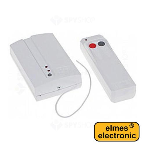Set 1 receptor cu 4 canale + 1 emitator Elmes U4HSL