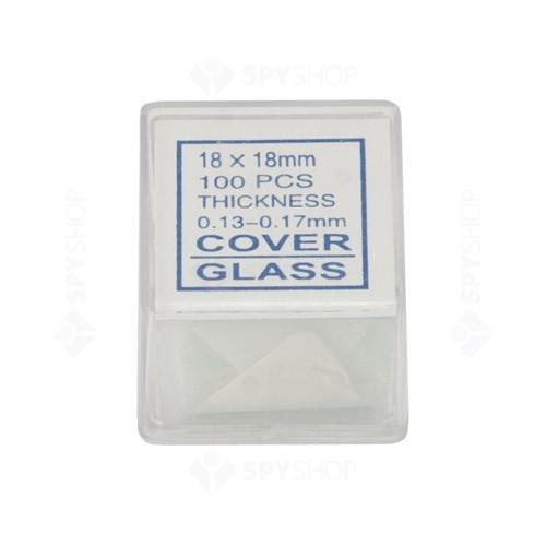 Set 100 lamele de sticla Celestron 44418