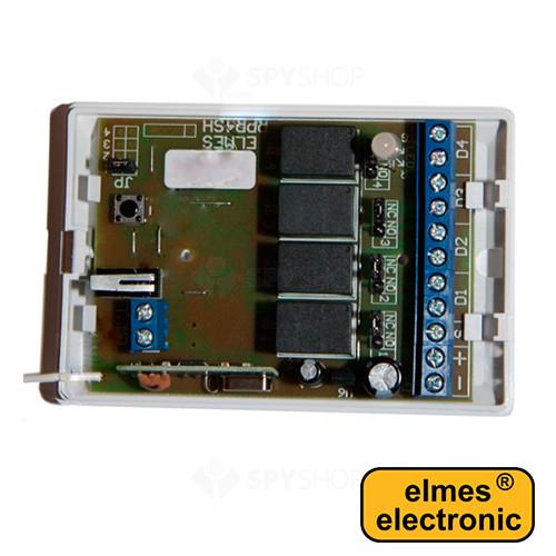 Set emitator receptor cu 4 canale Elmes RP 501