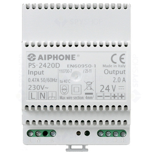 Set interfon cu 9 posturi de interior Aiphone GTA9F