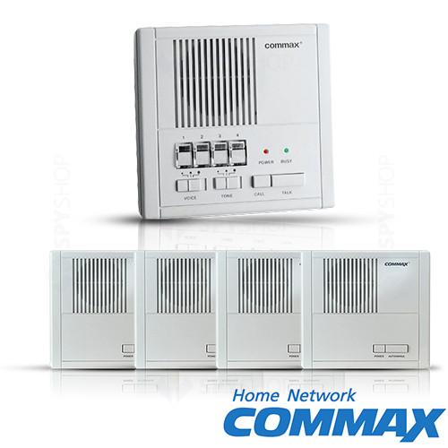 SET interfon de birou Commax KIT-IB-02