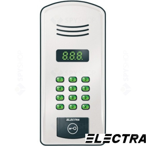 Set interfon de bloc Electra KIT.20A.Y11