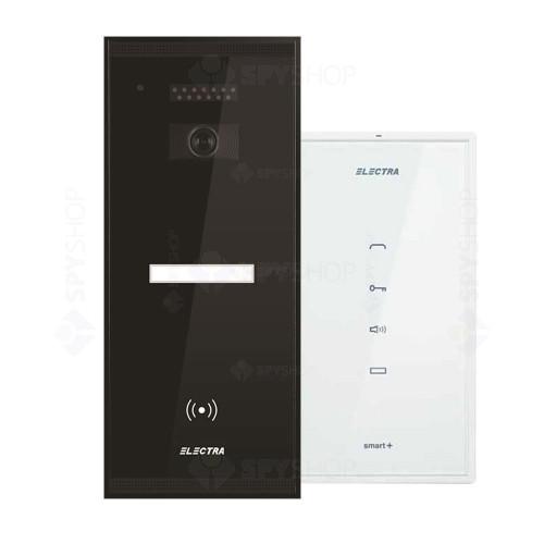 Kit interfon Electra Smart INT-ELEC-04, 1 familie, RFID, 2 tag-uri