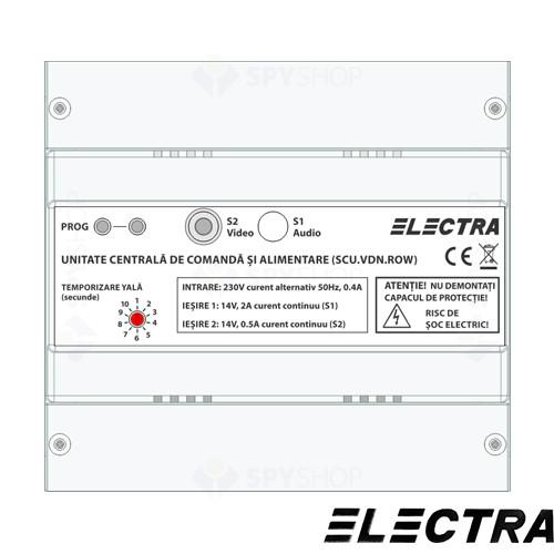 Set interfon Electra Smart KIT.APM.3S0.xxB(W)