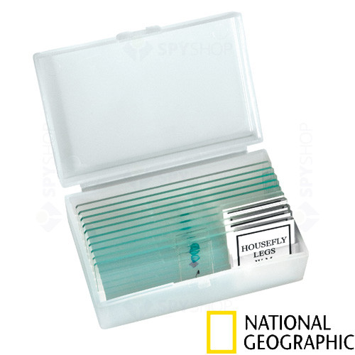 Set microscop 40x-1024x National Geographic 9039100