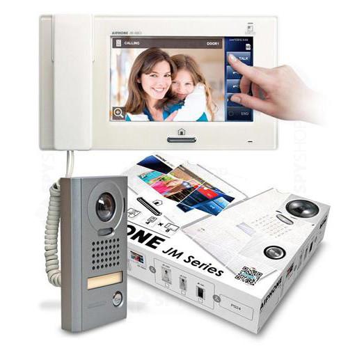 SET VIDEOINTERFON AIPHONE JMS-4AEDV.MD