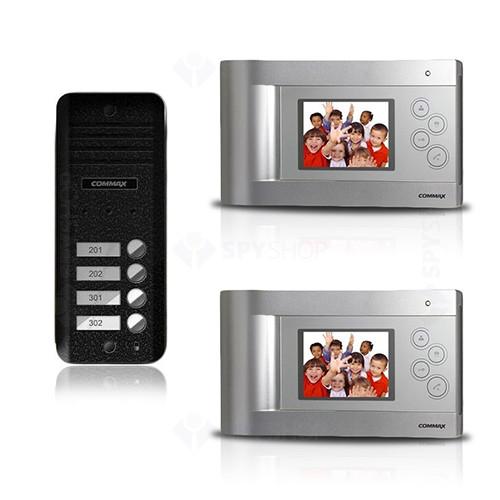 Set videointerfon Commax KIT CQ-2F