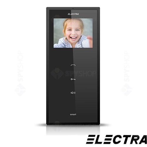Set videointerfon Electra Smart KIT.VPM.2S0.xxB(W)