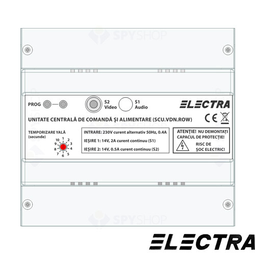 Set videointerfon Electra SMART VID-ELEC-19