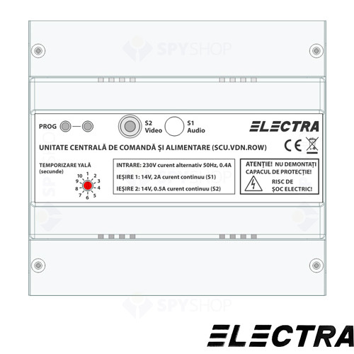 Set videointerfon Electra SMART VID-ELEC-31
