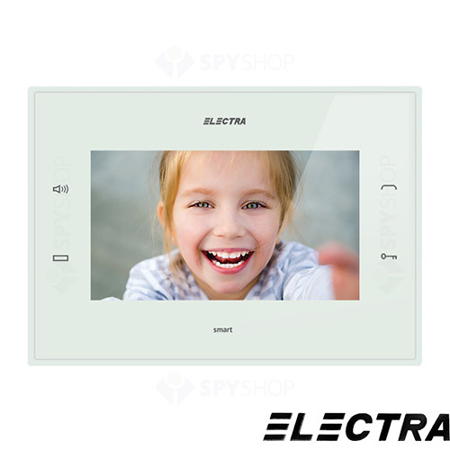 Set videointerfon Electra Smart VID-ELEC-34