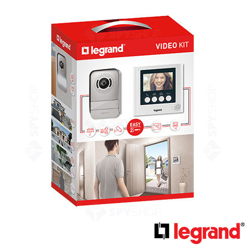 Set videointerfon Legrand 369110