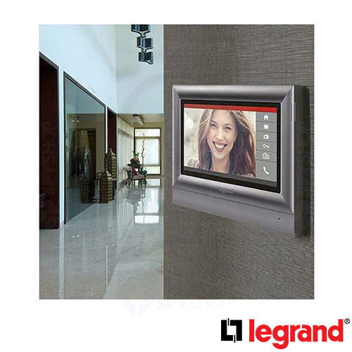 Videointerfon de interior Legrand 369335