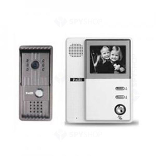 Set videointerfon PVA-7013-4(B&W)