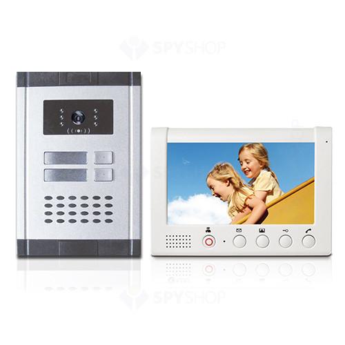 Set videointerfon TOP2003DVC-2B (2 buttons) + FM03MBVC-10(7