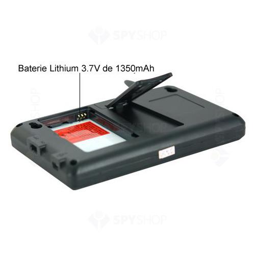Set videointerfon VKX-3501, 1 familie, 3.5 inch, aparent