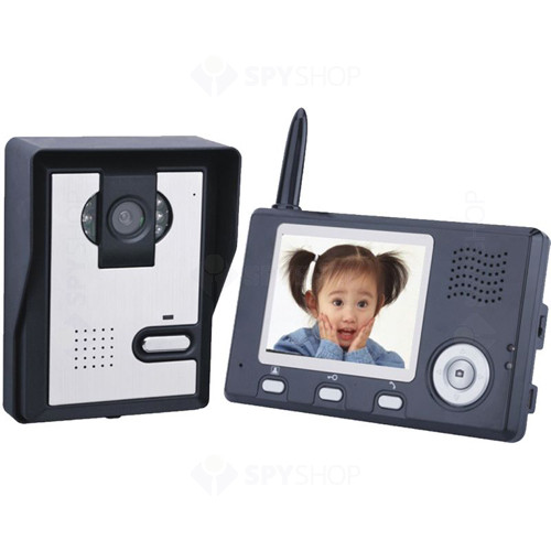 SET VIDEOINTERFON WIRELESS VKX-3501