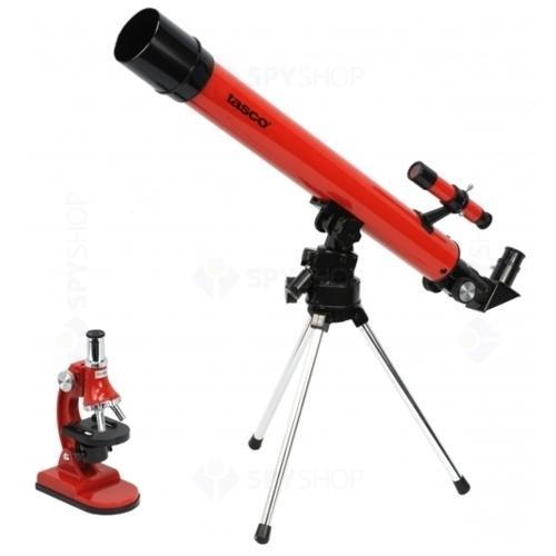 Set Tasco Telescop 50X50 si Microscop 900X