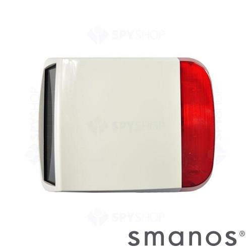 Sirena de exterior cu energie solara Smanos SS2603