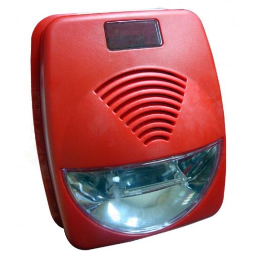 Sirena cu lampa stroboscopica EPA 140