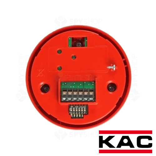 Sirena de incendiu KAC CWSS-RB-W7
