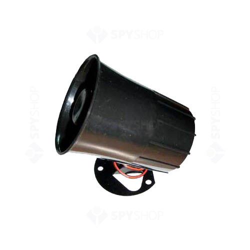 Sirena de interior tip horn SR-401A/ 1T, 1 ton, 12 V/20 W