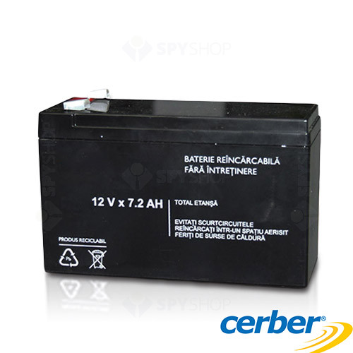 Sistem alarma antiefractie cerber c62+