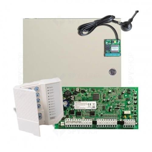 Sistem alarma antiefractie DSC KIT 1616 SMS