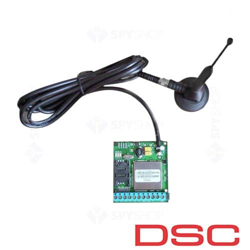 Sistem alarma antiefractie DSC KIT 585 SMS