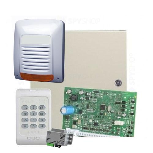 Sistem alarma antiefractie DSC KIT 1404 SIR