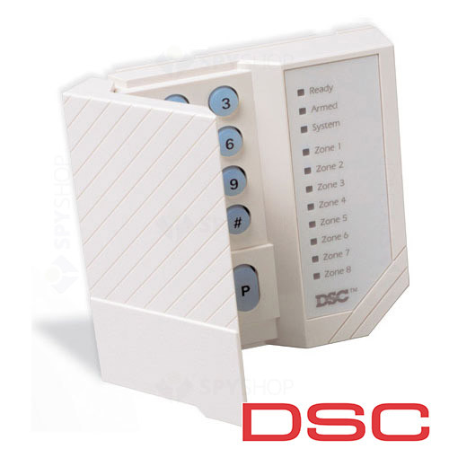 Sistem alarma antiefractie dsc power pc 585