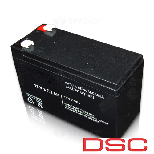 Sistem alarma antiefractie dsc power pc1616