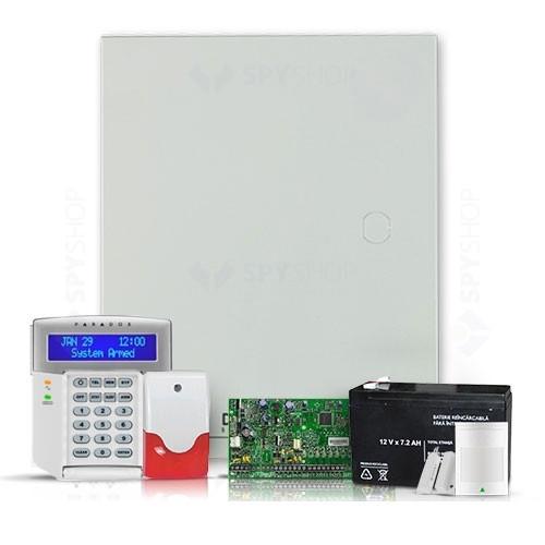 Sistem alarma antiefractie paradox sp 5500 + k32lcd