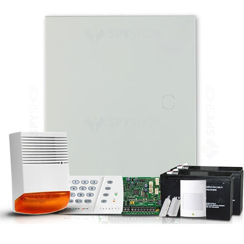 Sistem alarma antiefractie Paradox Spectra SP4000 EXT