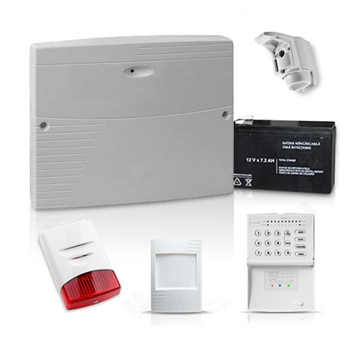 Sistem alarma antiefractie Texecom KIT Premier interior