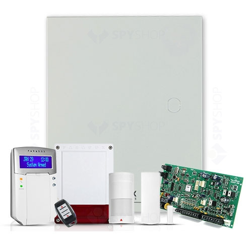 Sistem alarma antiefractie wireless paradox magellan mg 5050