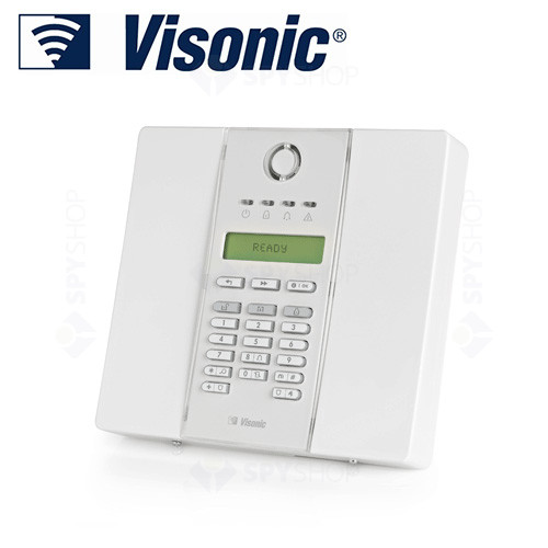 Sistem alarma antiefractie wireless Visonic Powermax express KIT