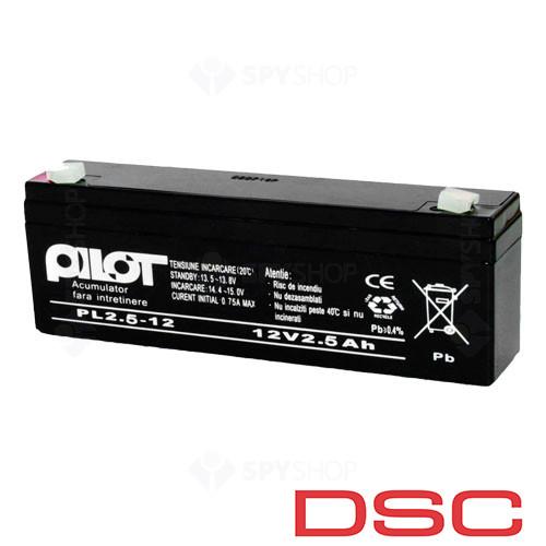 Sistem de alarma antiefractie DSC KIT 1404-EXT