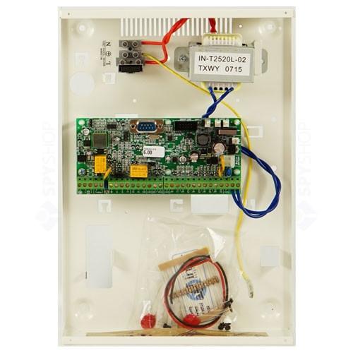 Sistem de alarma antiefractie Inim KIT 515 GSM/GPRS, 10 zone, 30 coduri utilizator, GSM/GPRS