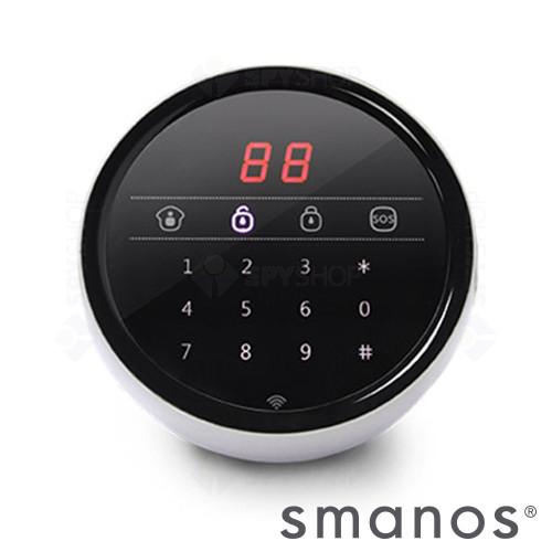 Sistem de alarma wireless Wi-Fi/PSTN Smanos W100