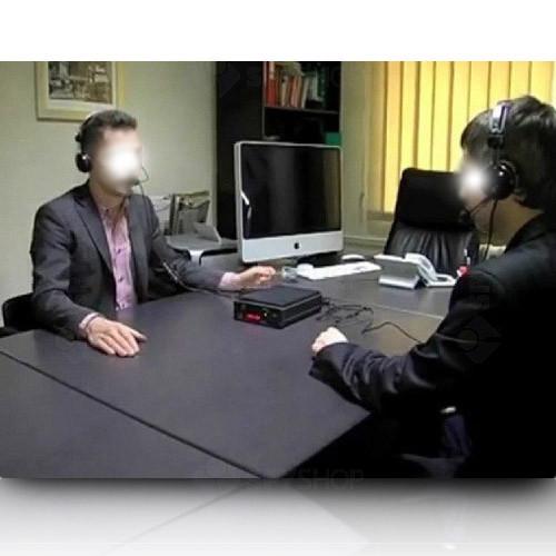 Sistem de protectie pentru conversatiile private Digiscan Labs Druid D-06
