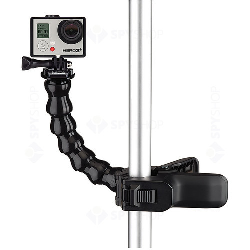 Sistem prindere GoPro Jaws Clamp Mount pentru camerele Hero ACMPM-001